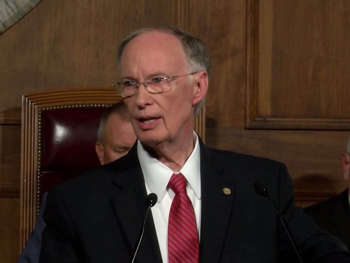 Lawsuit against former Gov. Bentley settled for more than half a million dollars