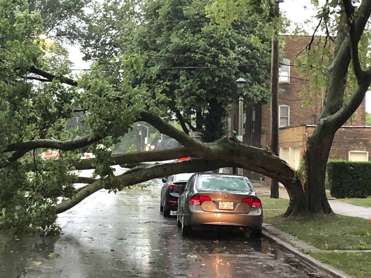Powerful storm leaves 1 dead, heavy crop damage in Midwest