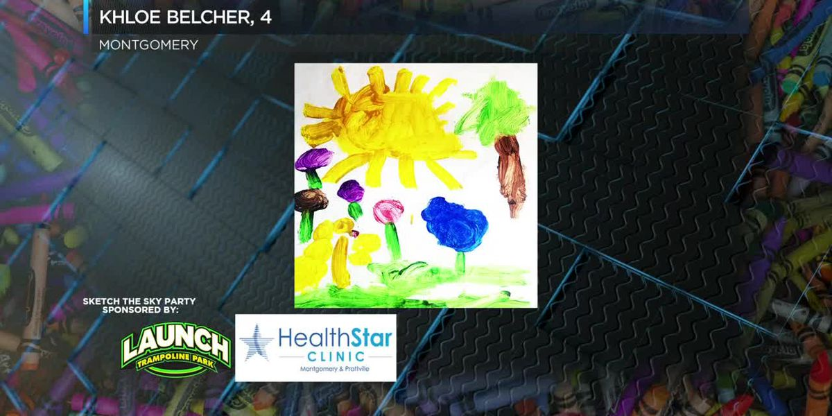 Sketch the Sky winner: Khloe Belcher