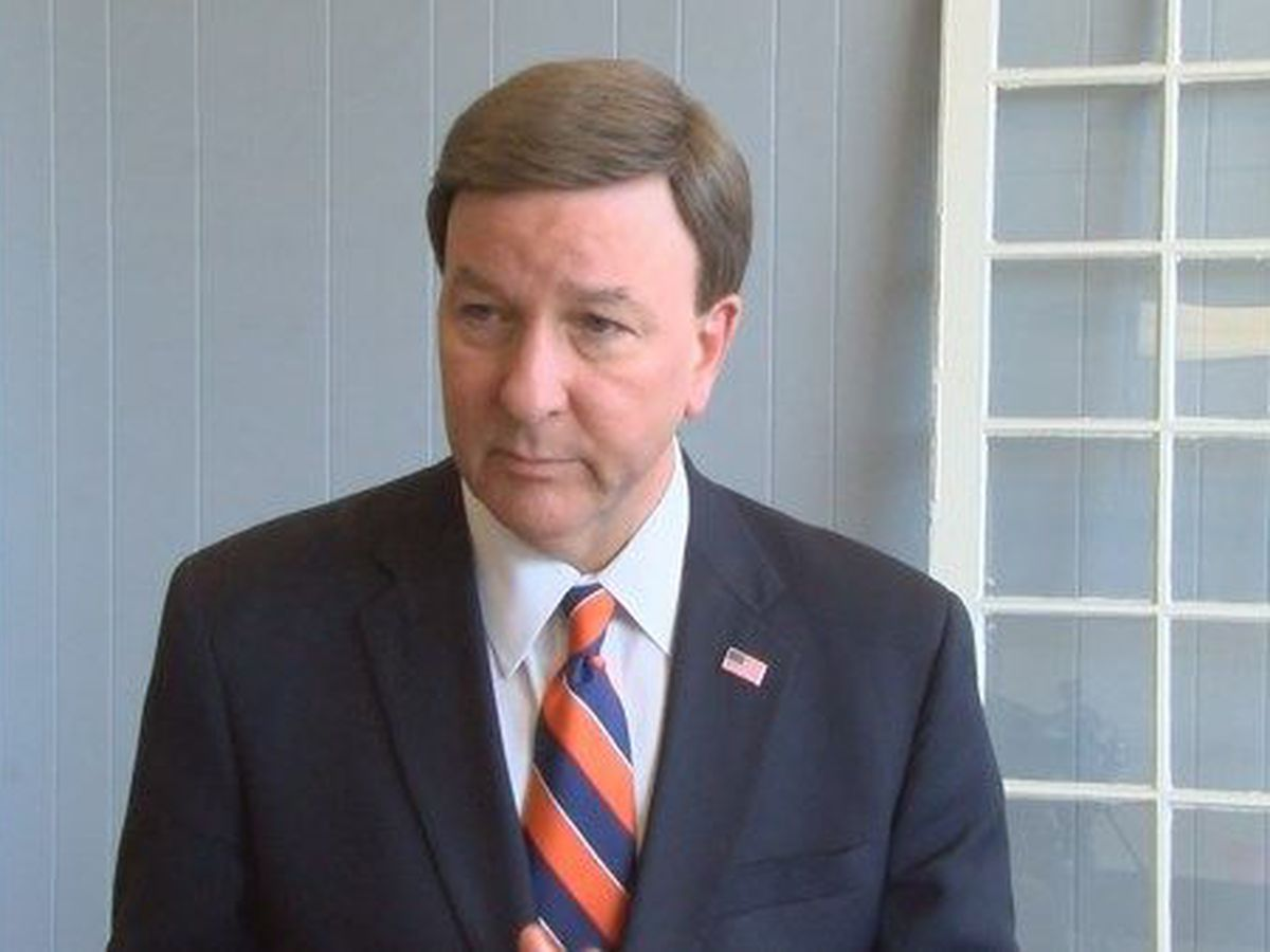 Rep. Mike Rogers now ranking member of House Armed Services Committee