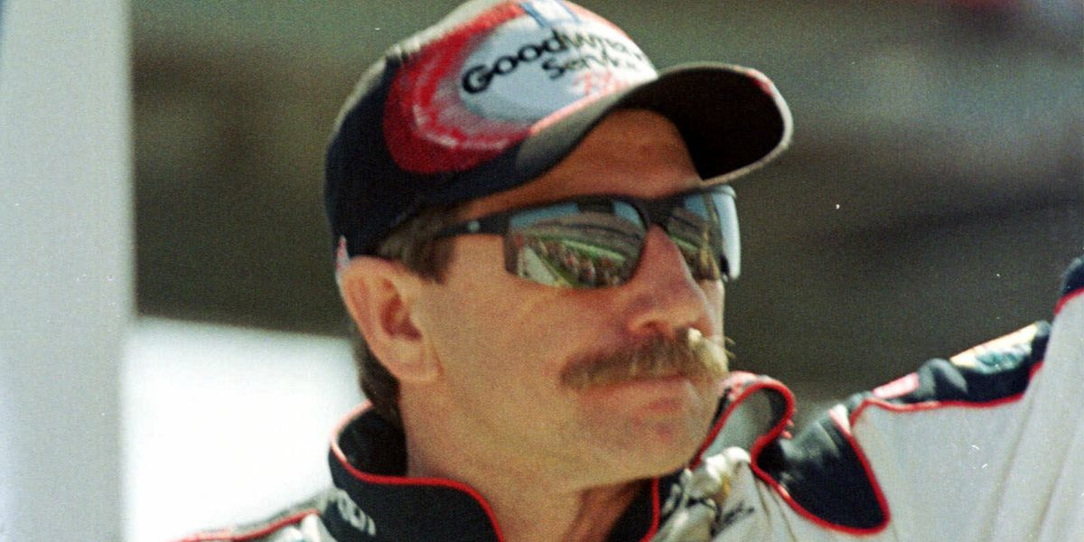 Dale Earnhardt died in the Daytona 500 on this day 19 years ago