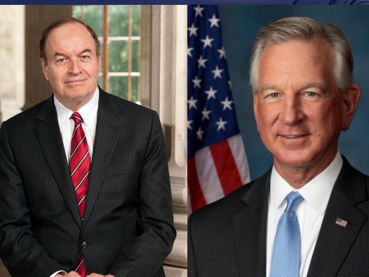Both Alabama Senators Tuberville, Shelby vote against COVID relief bill