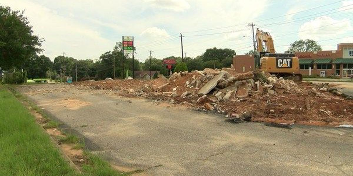 Revitalization underway at busy Montgomery intersection