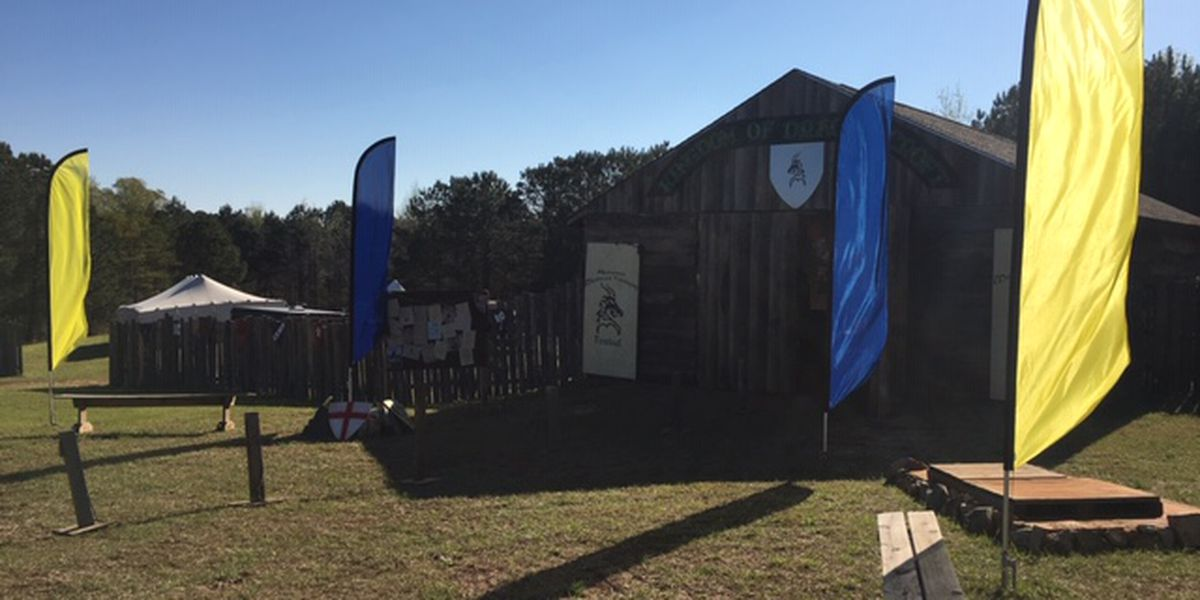 Alabama Medieval Fantasy Festival returns to Greenville