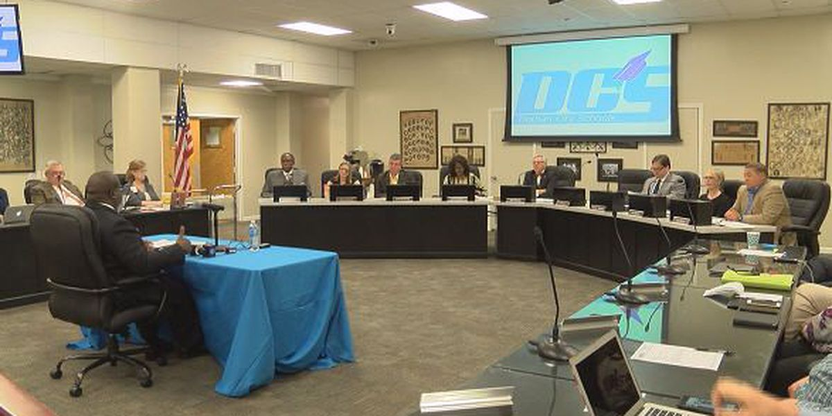School board interviews candidates for Dothan City Schools superintendent