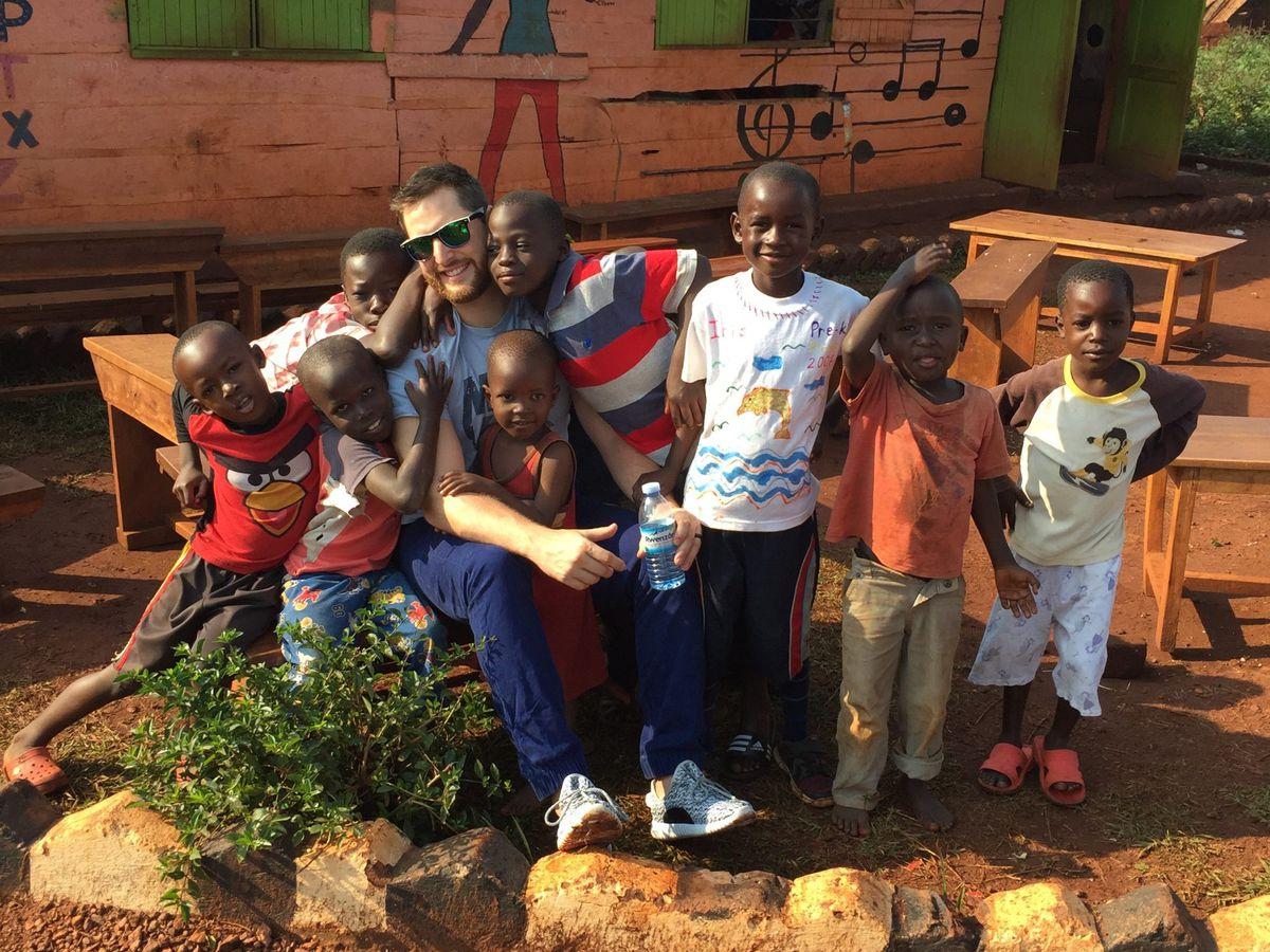 Huntsville mom and son stuck in Uganda waiting for visa as coronavirus spreads
