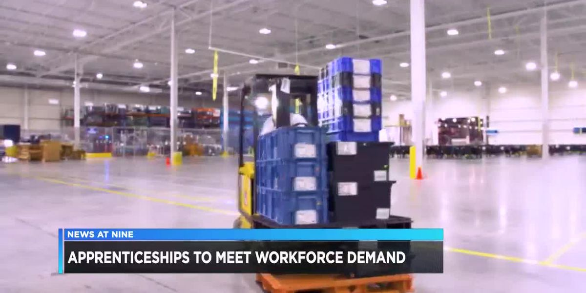 Businesses find skilled workers through apprenticeship program