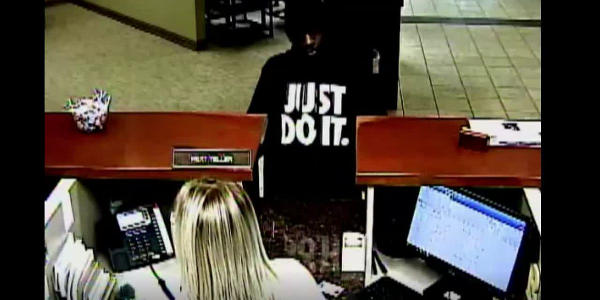 Video shows suspect cashing forged check at Prattville bank