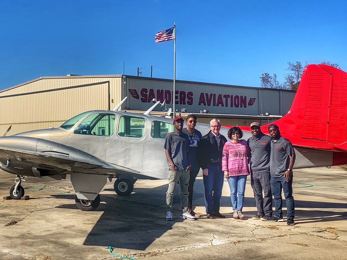 Training the new generation of Tuskegee Airmen