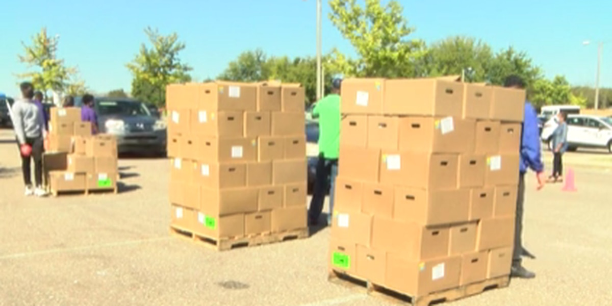 Mercy Baptist Church to distribute free food every Saturday in October