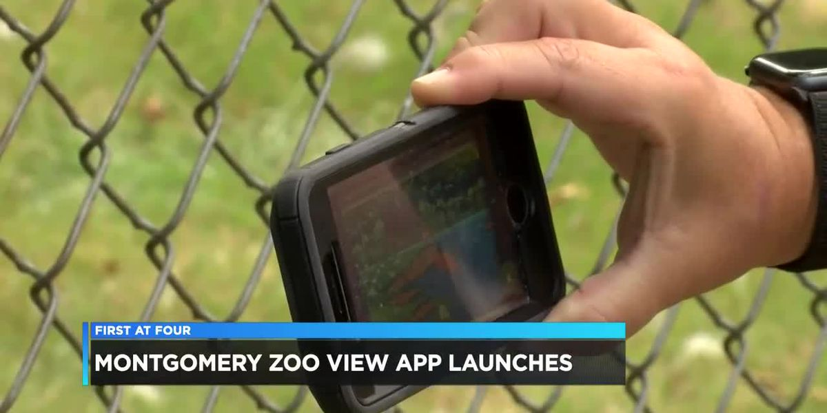Montgomery Zoo launches app