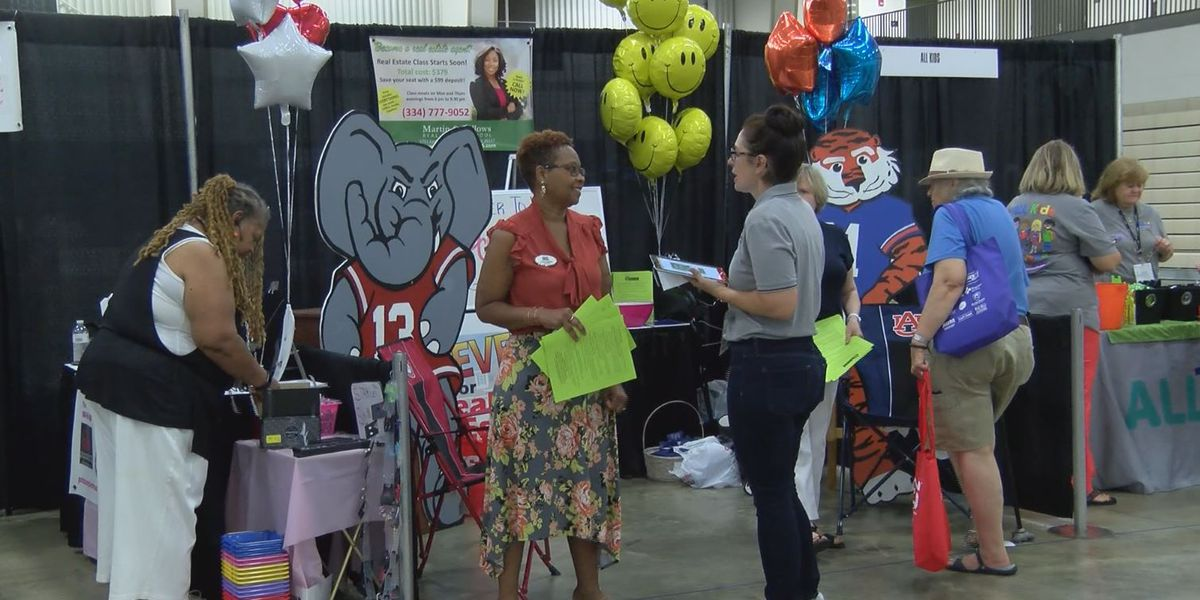 WSFA hosts 3rd annual 'Made for Moms'