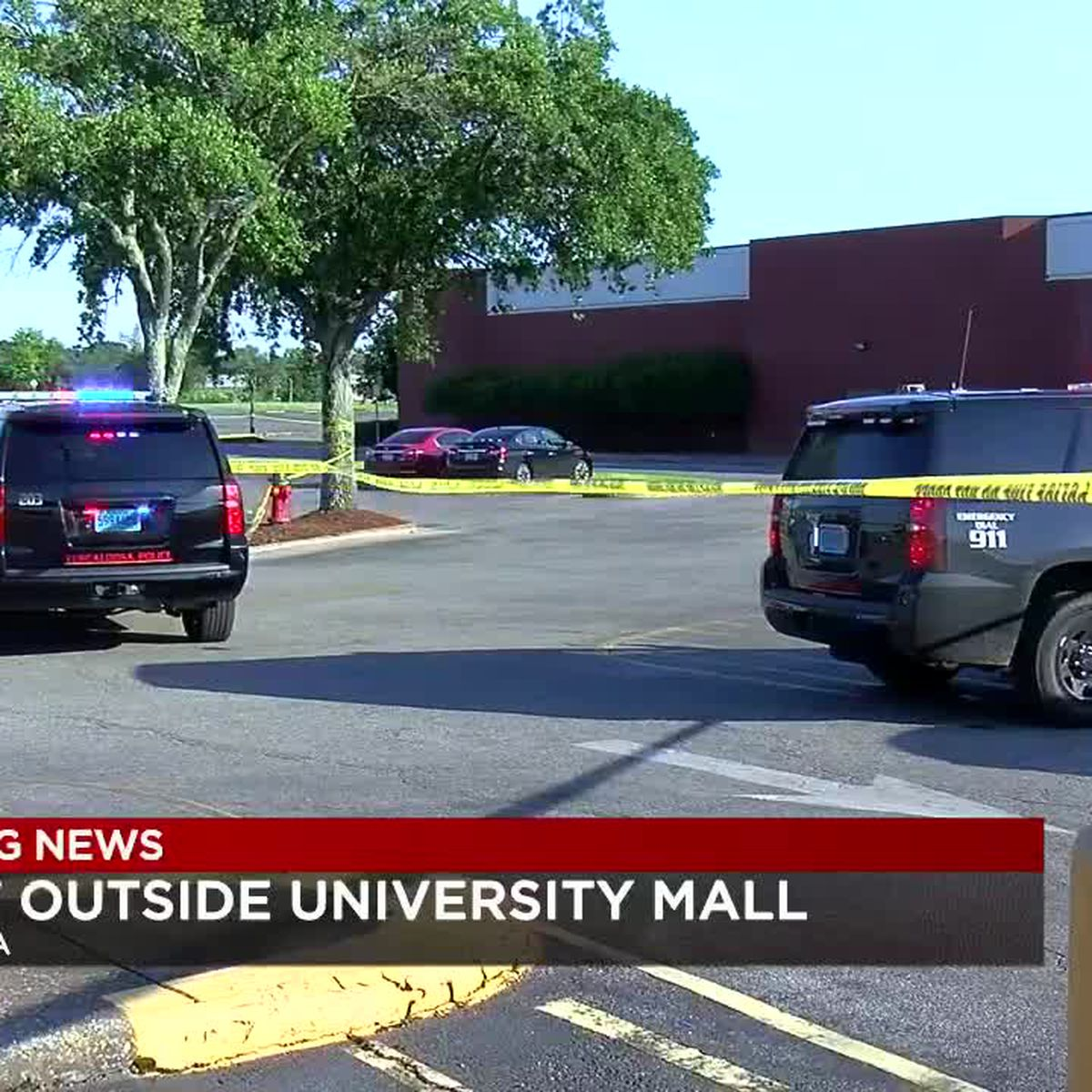 Tuscaloosa PD: Two people shot outside University Mall