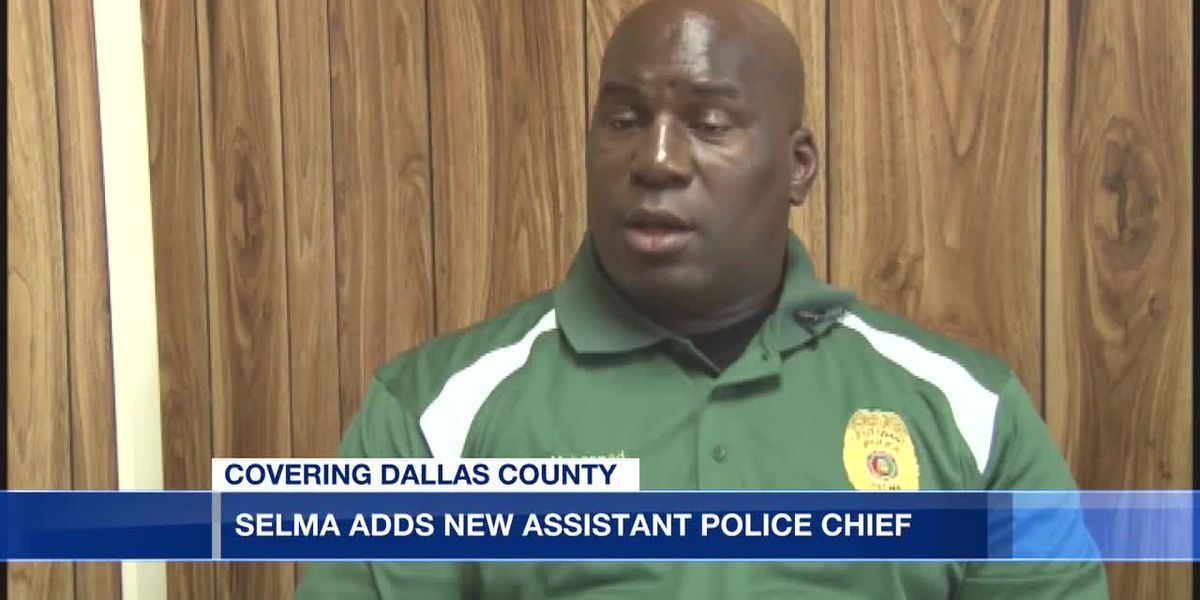 Selma Police Department gets new assistant police chief