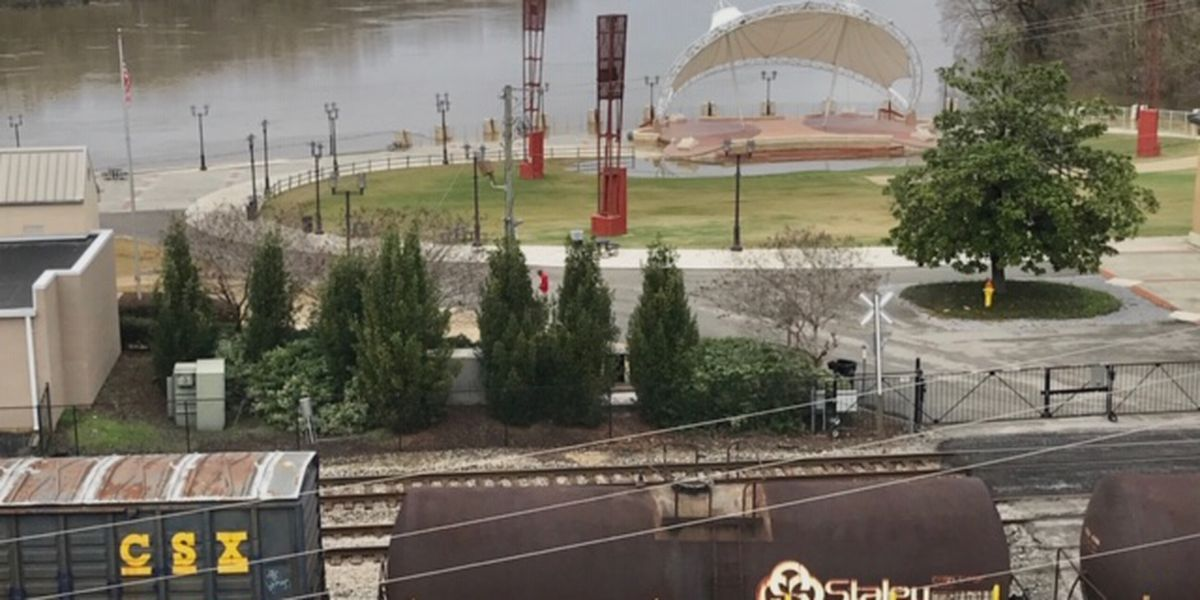 Montgomery's Riverfront Park closed due to minor flooding