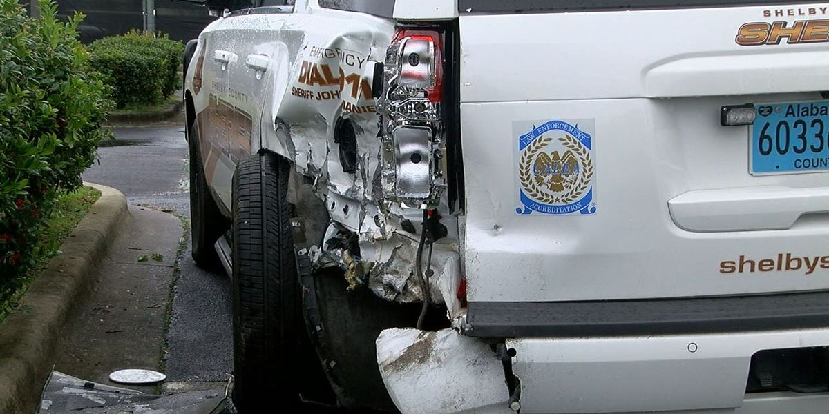 Sheriff's Office stressing move over law after two patrol cars hit in one night
