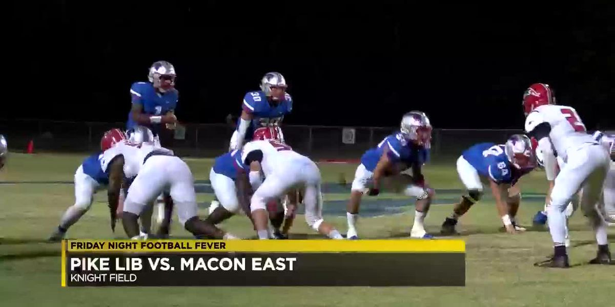 Fever Week 4: Pike Lib vs. Macon-East