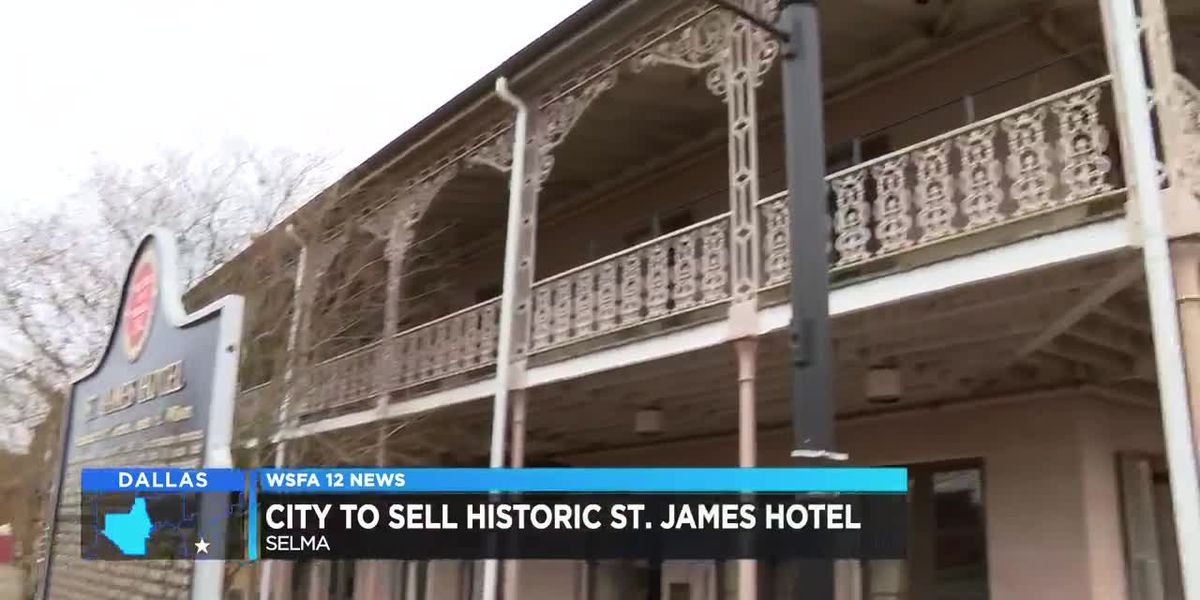 Selma's historic St. James Hotel could get new owners