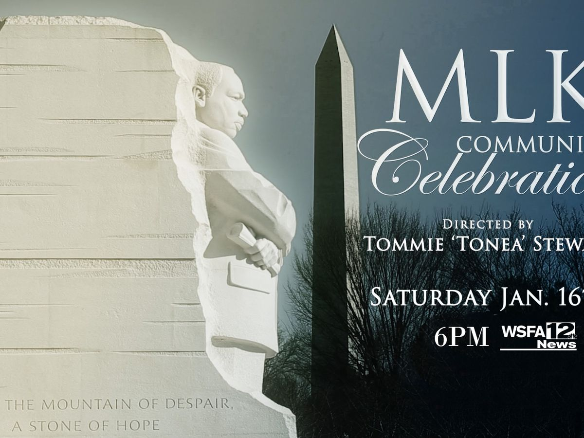 Program highlighting Dr. Martin Luther King Jr.'s legacy to air Saturday on WSFA