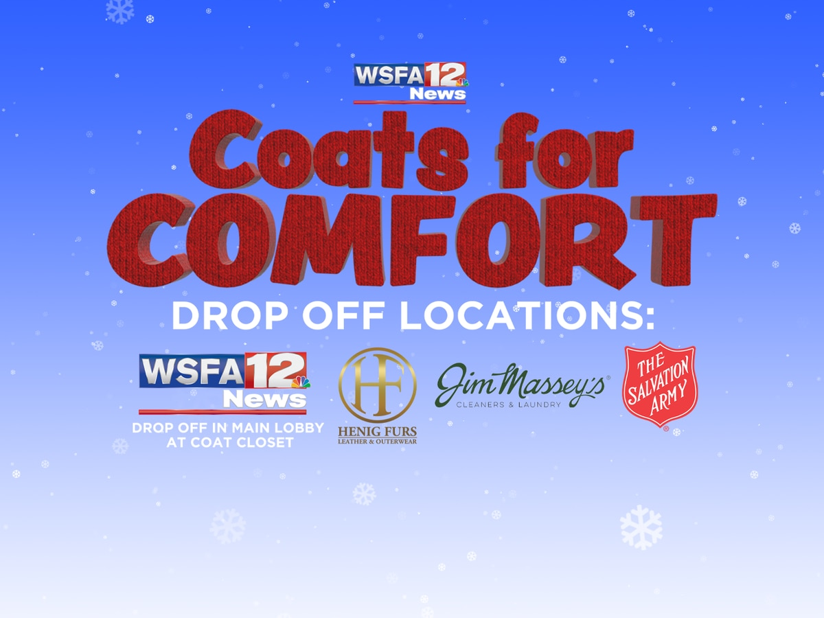 Coats for Comfort campaign underway in Montgomery