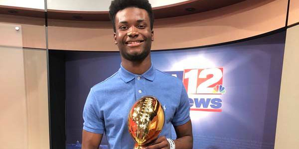 Wetumpka's Jadarious Martin named 2017 Fever Star Athlete of the Year