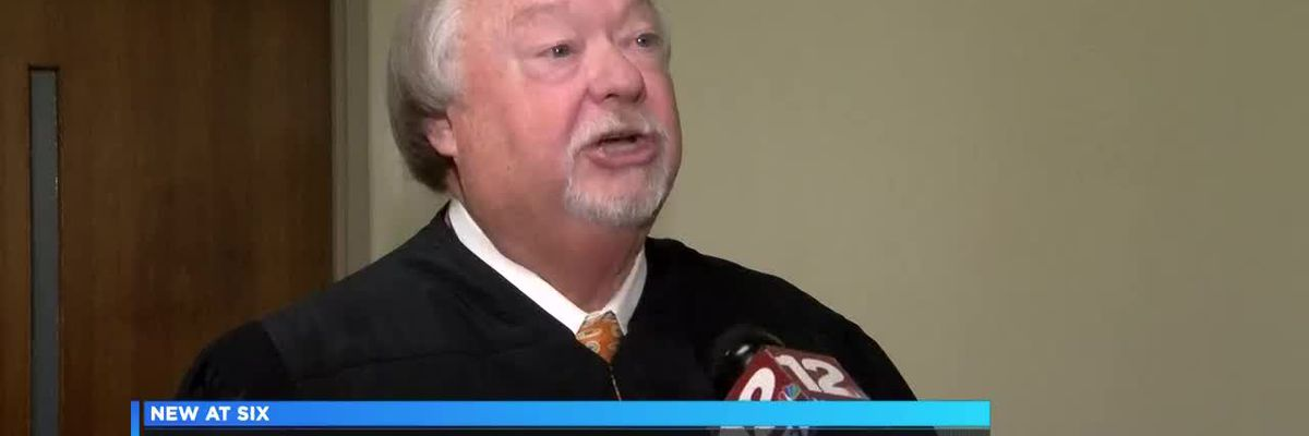 Judge Jimmy Pool changing courts, sworn in as circuit judge