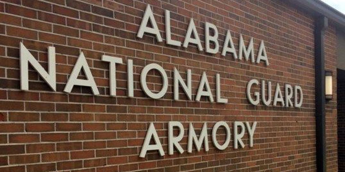 Alabama National Guard soldiers returning from inauguration duty