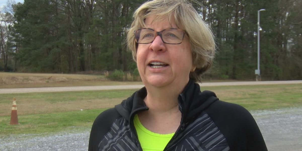 Montgomery woman, 63, training for half marathon proves it's never too late