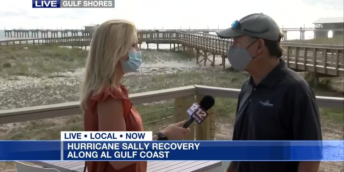 Gulf Shores mayor gives update on hurricane recovery
