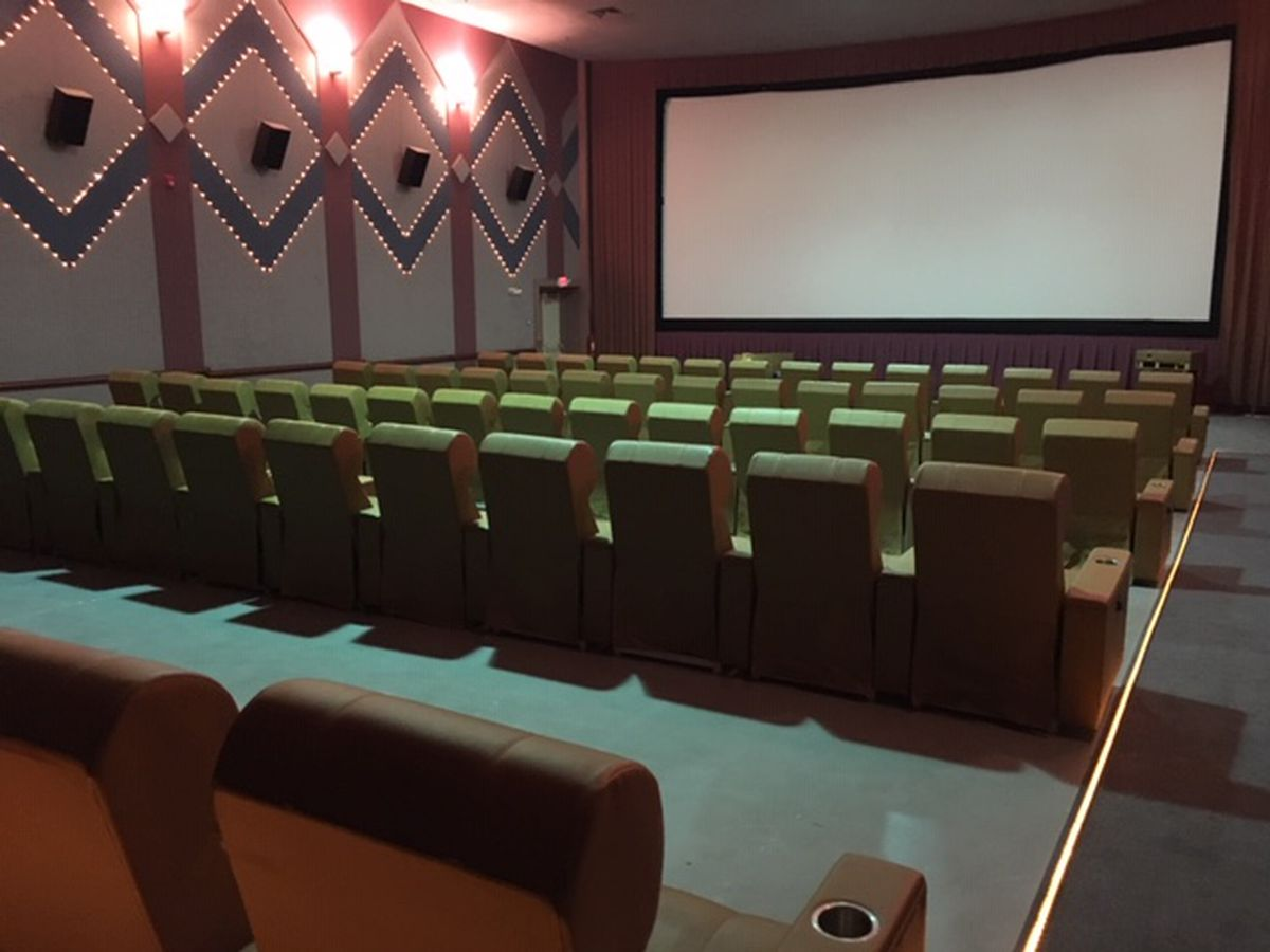 Eastdale Mall Cinemas set to reopen one week from Friday