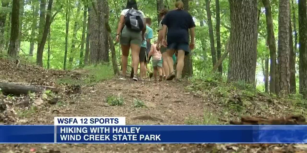 Hiking with Hailey: Wind Creek State Park