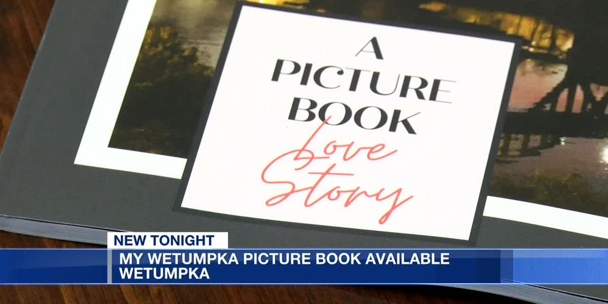 New 'My Wetumpka' picture book available
