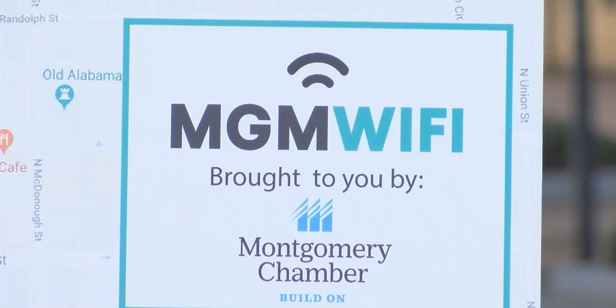 City of Montgomery announces new 'Smart City Living Lab'