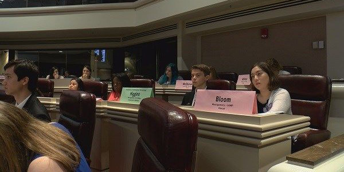 Alabama youth legislators shaping the future