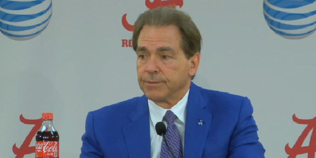 Saban responds to comment suggesting Hurts might transfer