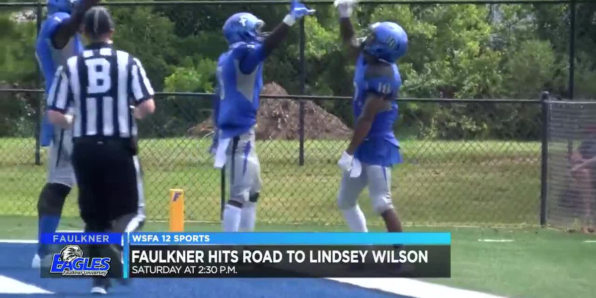 Faulkner Eagles hit the road for upcoming game