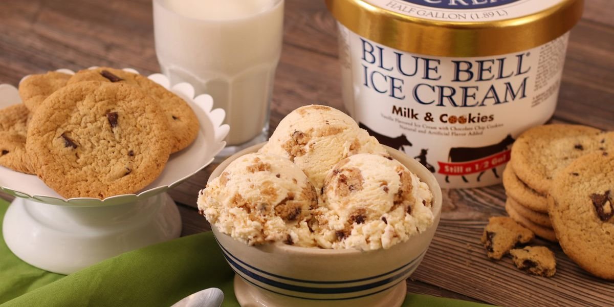 Blue Bell brings back fan favorite for National Ice Cream Month