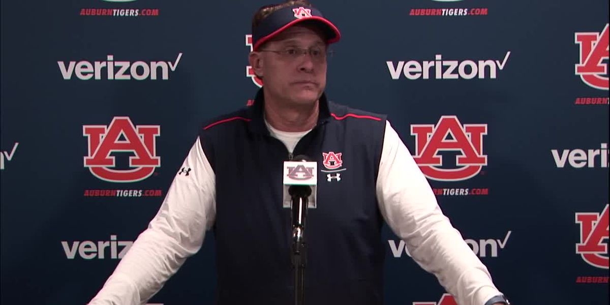 Auburn announces search firm, advisory group in effort to replace Malzahn