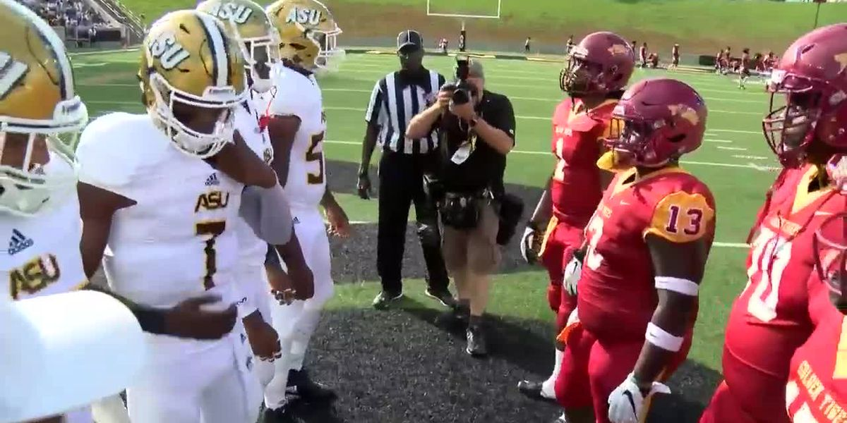 ASU and Tuskegee talk Labor Day Classic