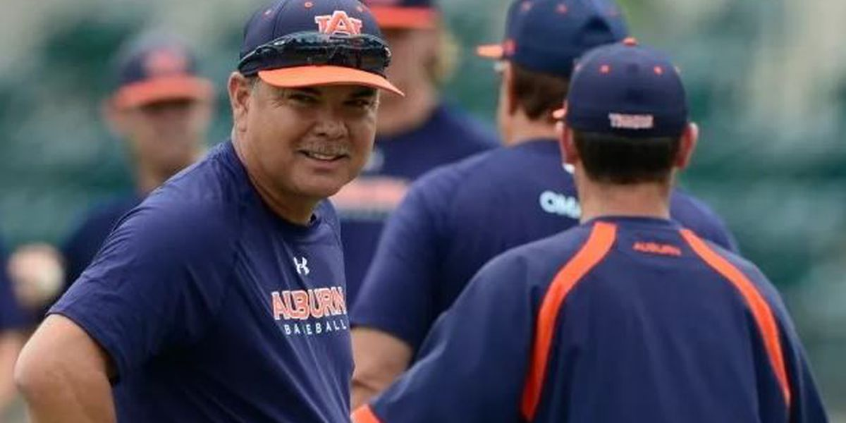 Auburn settles lawsuit filed by former baseball coach