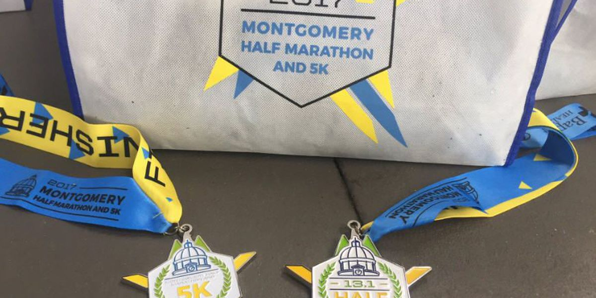 Montgomery Half Marathon and 5K take different approach for 2017
