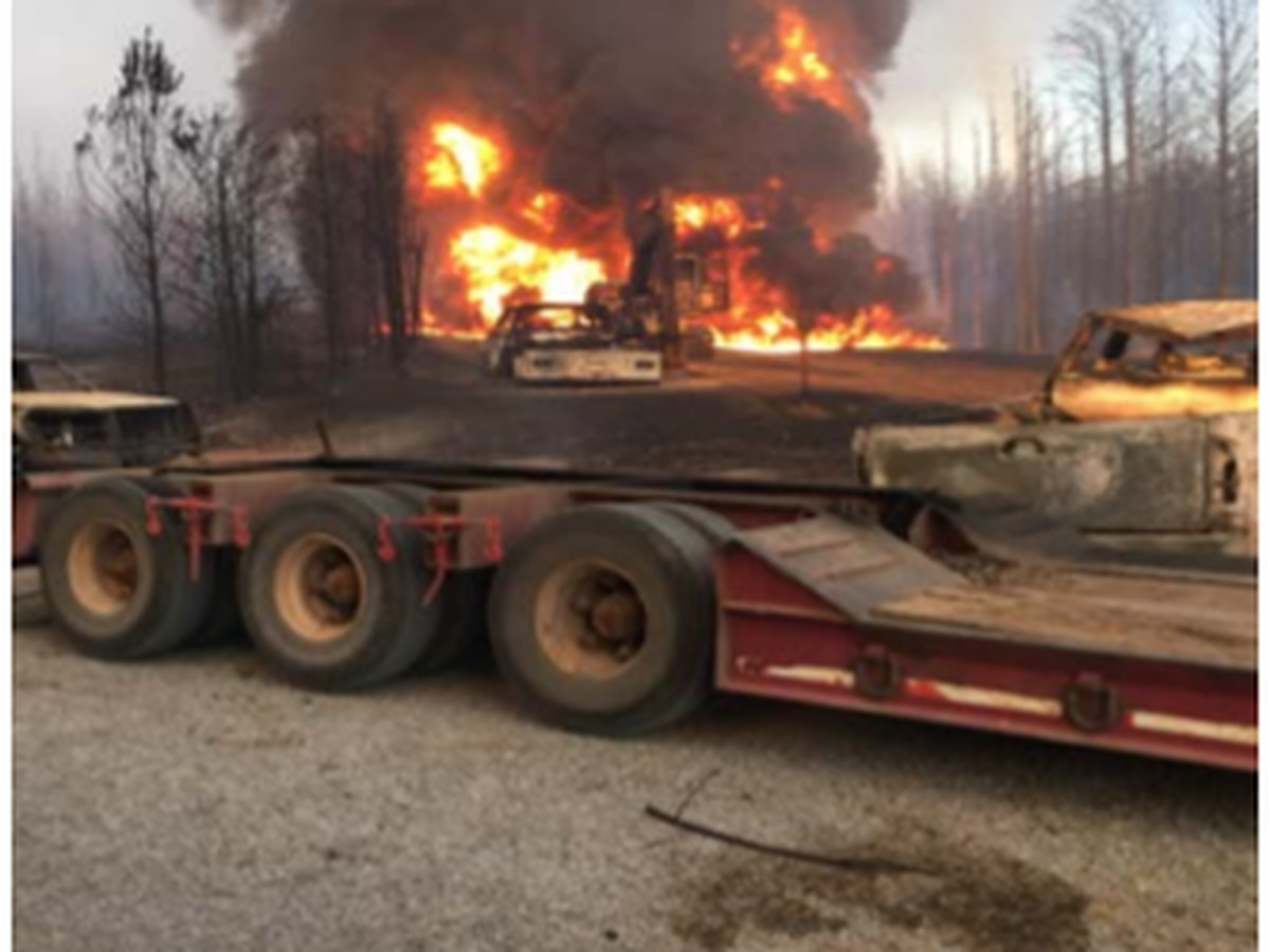 NTSB report on deadly Colonial Pipeline explosion
