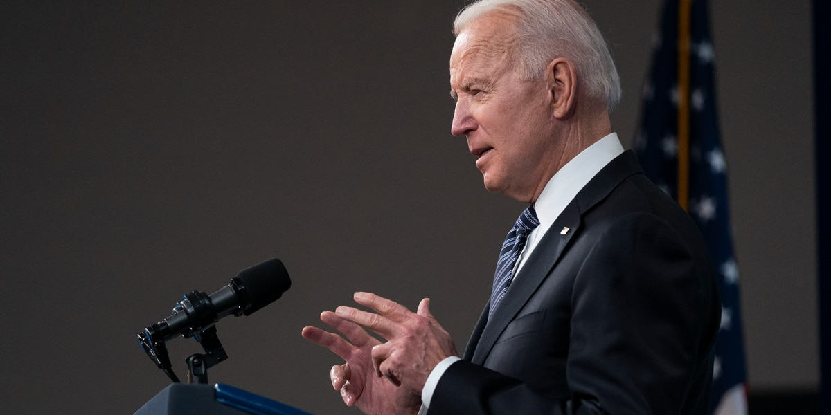 LIVE: Biden makes remarks as CDC eases guidance on indoor mask-wearing