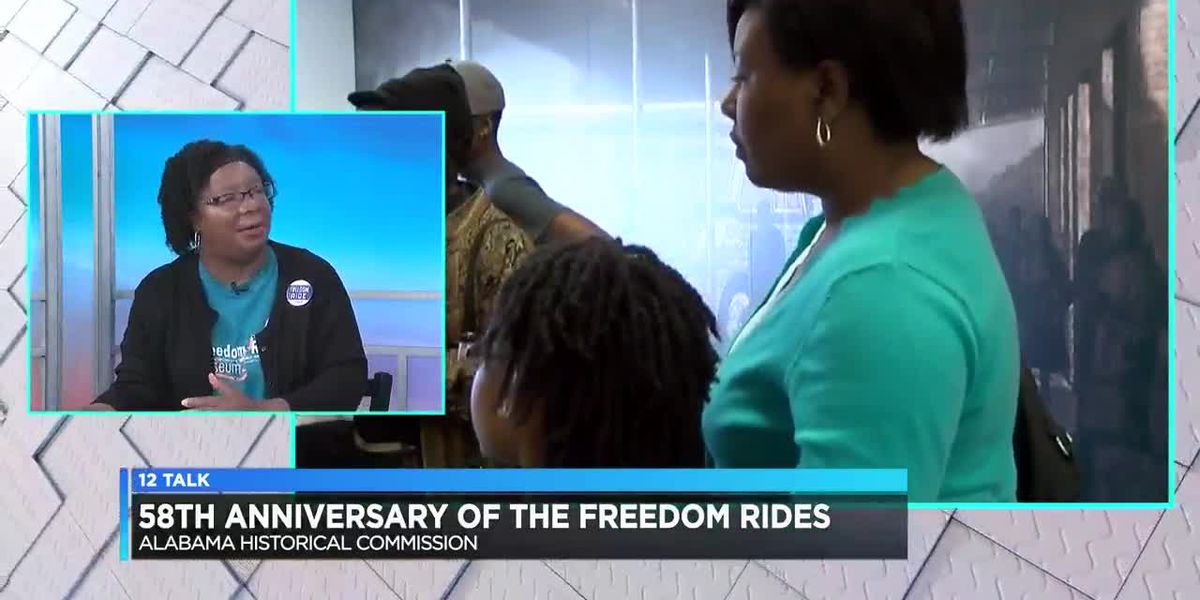 12 Talk: Bus tours commemorate anniversary of Freedom Rides