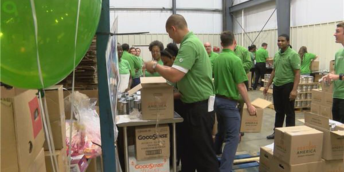 Publix makes $150k donation to area food bank
