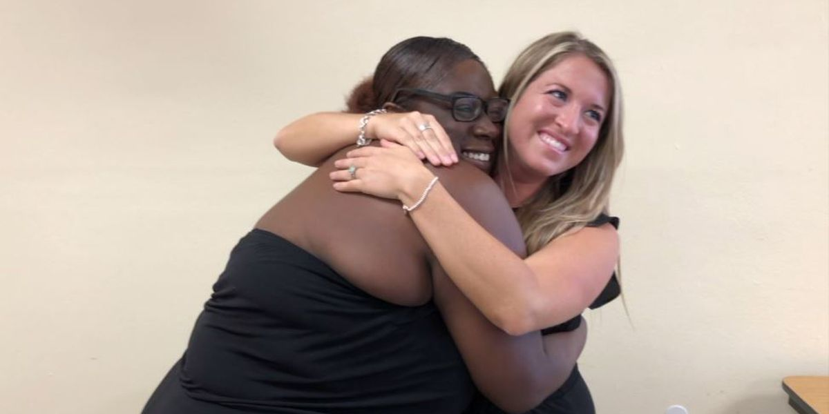19-year-old who aged out of system adopted by caseworker