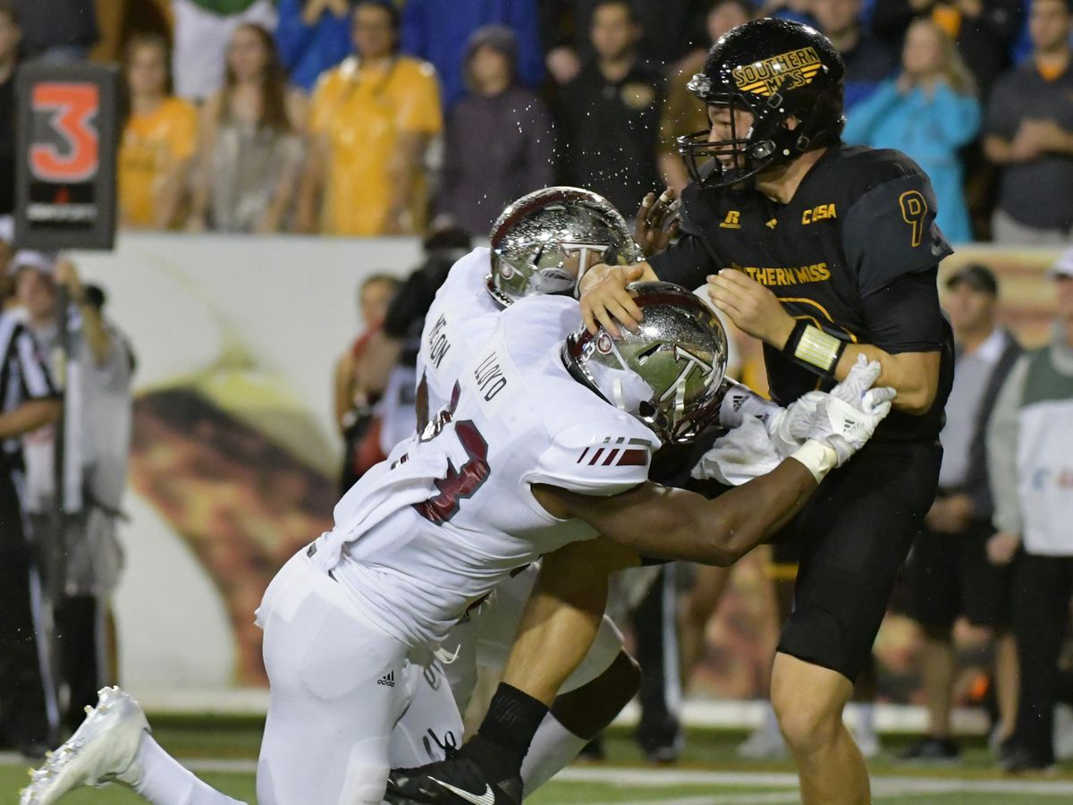 Troy, Southern Miss ink 4-year football contract