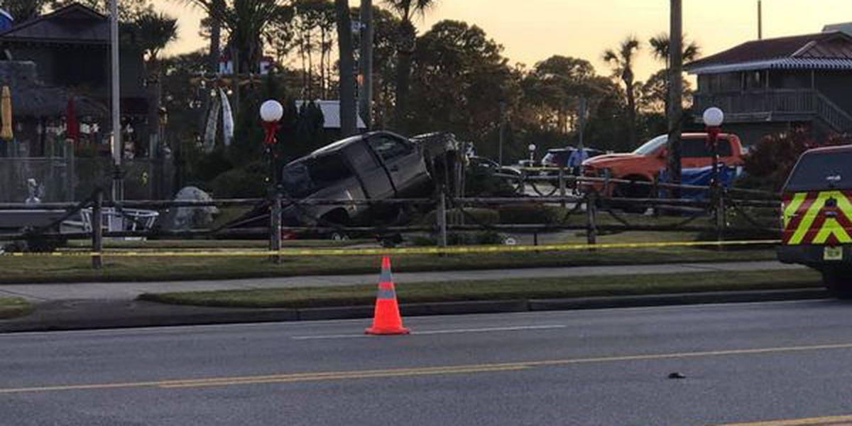 Crash at PCB mini-golf course kills two children