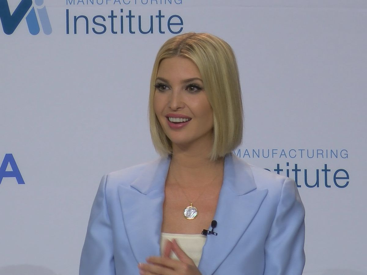 Ivanka Trump helps launch manufacturing workforce initiative in north Alabama