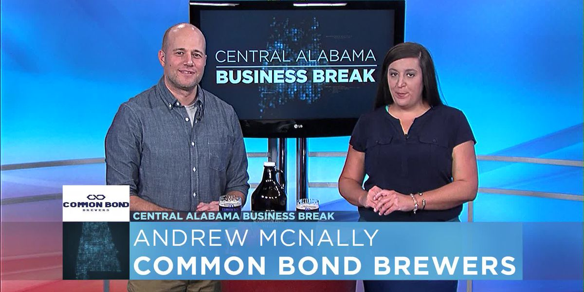 Central Alabama Business Break- Common Bond Brewers